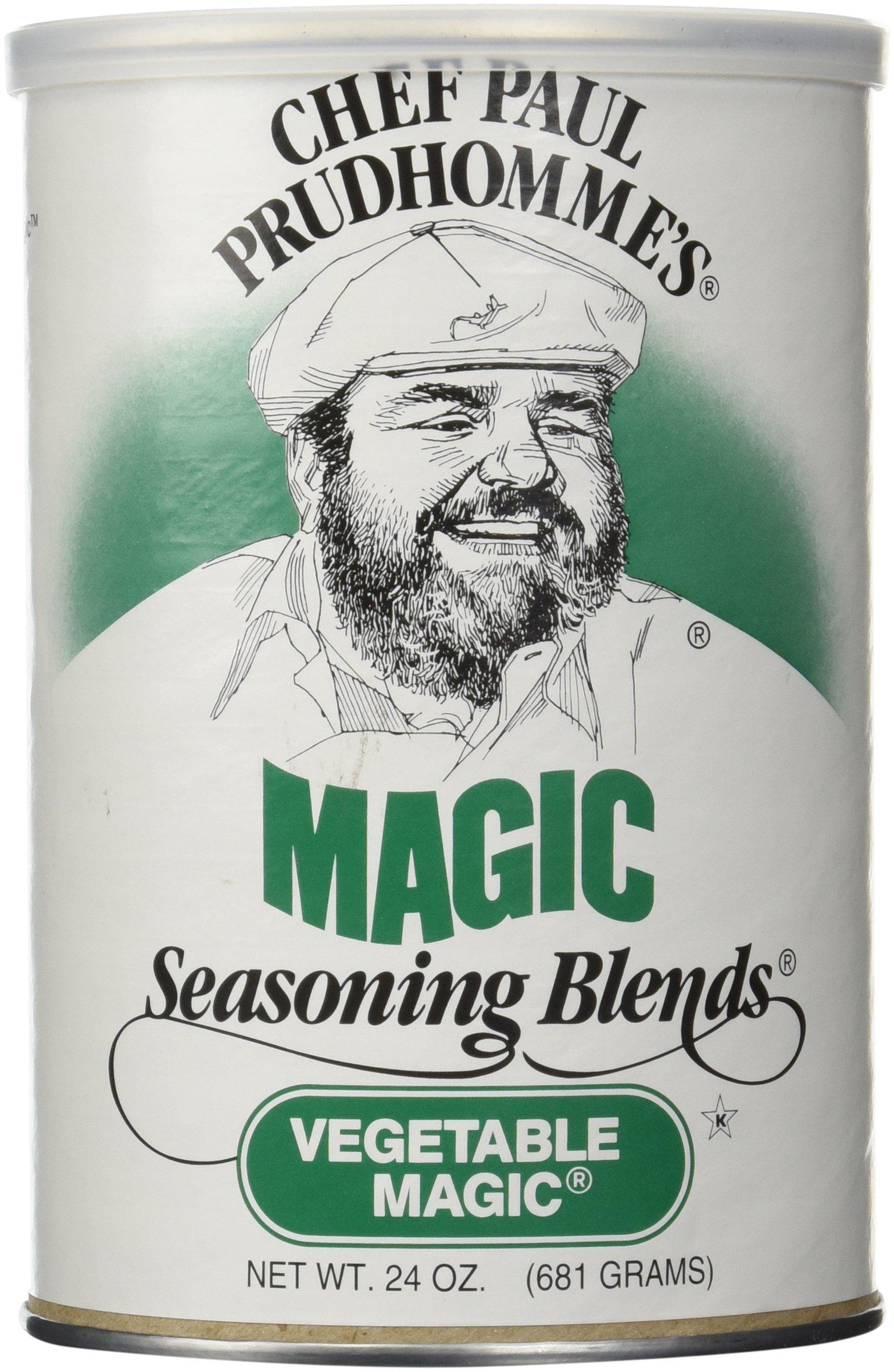 Vegetable Magic Seasoning 24oz