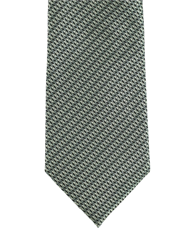 Geoffrey Beene Mens Satin Pattern Neck Tie