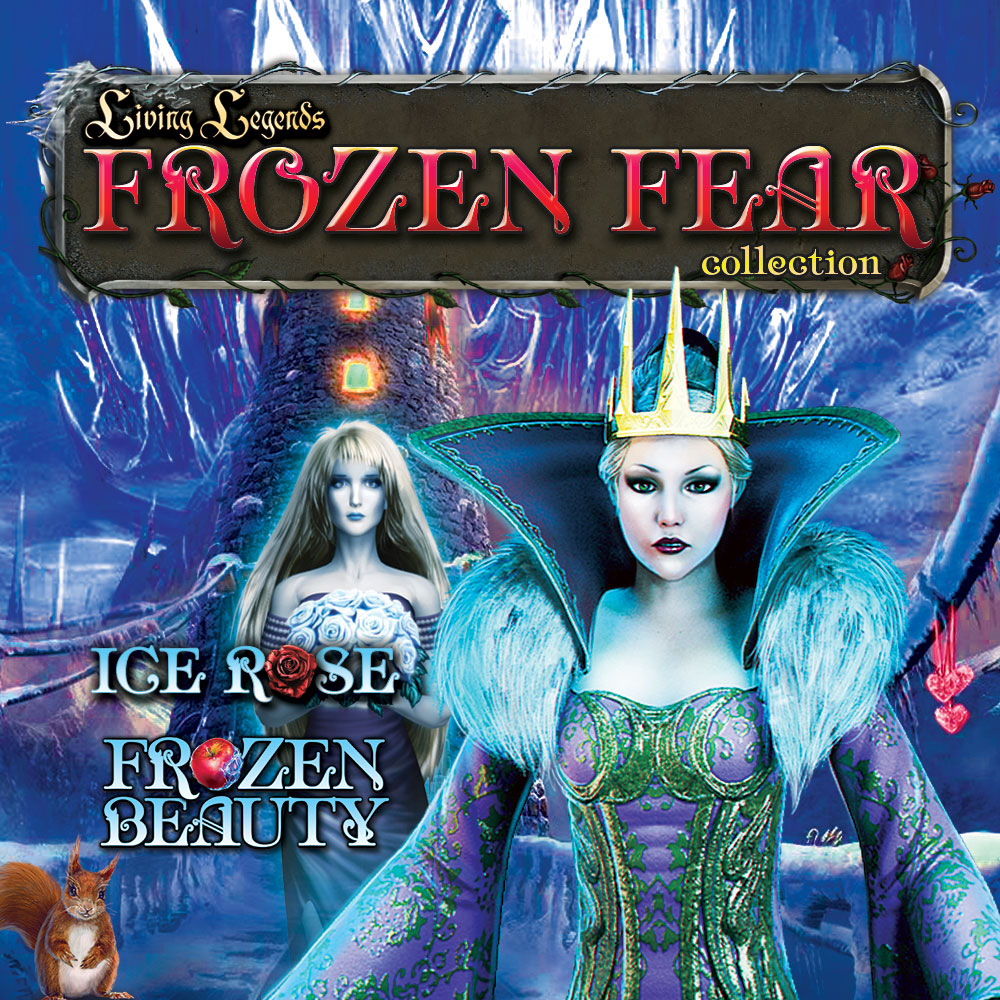 Living Legends  The Frozen Fear Collection  Online Game Code