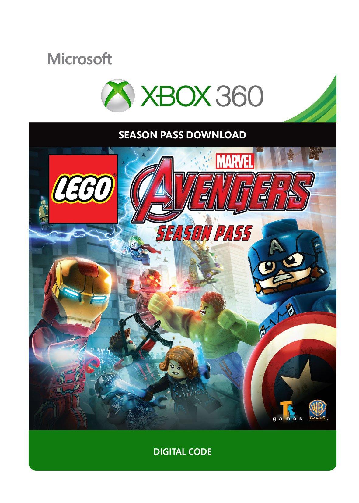 Amazon com: LEGO Marvel's Avengers - Xbox One Digital Code