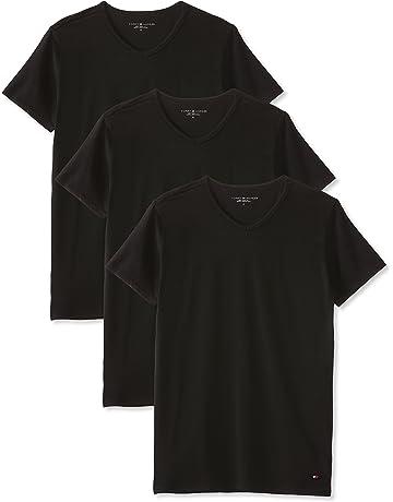 Tommy Hilfiger Camiseta para Hombre (Pack de 3)