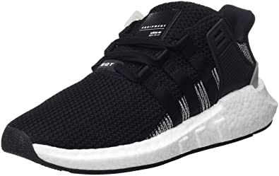 new concept f0786 61ed6 ADIDAS Herren Eqt Support 9317 Sneaker, Schwarz (Core BlackCore Black