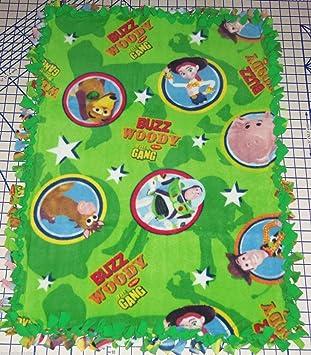 Amazon.com: Disney Toy Story Buzz Lightyear Woody bebé de ...
