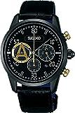 [セイコーウォッチ]SEIKO WATCH 腕時計 SPIRIT SMART スピリットスマート ジョジョの奇妙な冒険コラボレーション限定モデル ABBACCHIO ソーラー サファイアガラス 日常生活用強化防水 (10気圧) 【数量限定】 SBPY111 メンズ