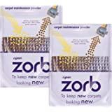 Genuine Dyson Zorb Carpet / Rug Cleaning Powder (Pack of 2)