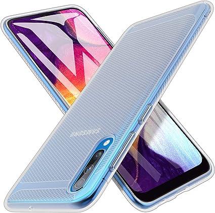 iBetter para Samsung Galaxy A50 Funda, Fina de Silicona Funda ...