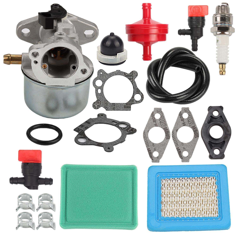 Briggs /& Stratton 120602-0200-E1 120607-0128-E1 engine carburetor parts 799868
