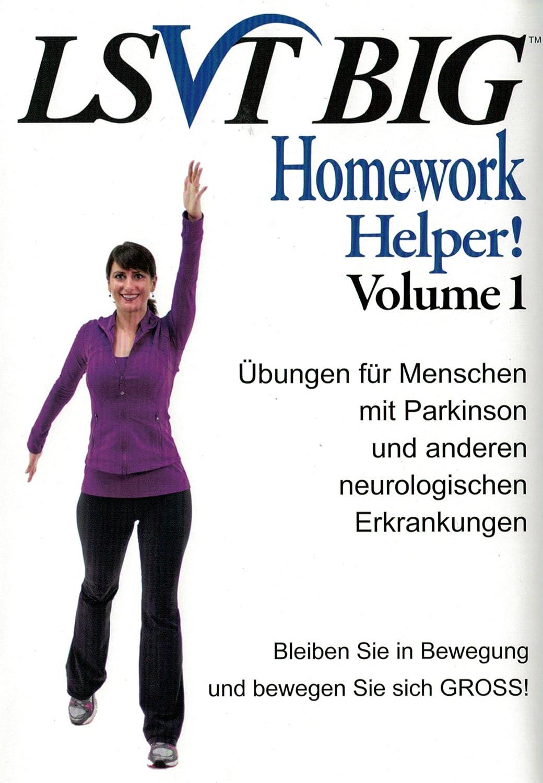 lsvt homework helper dvd