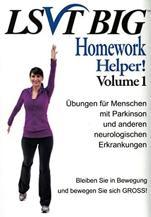 lsvt homework helper dvd