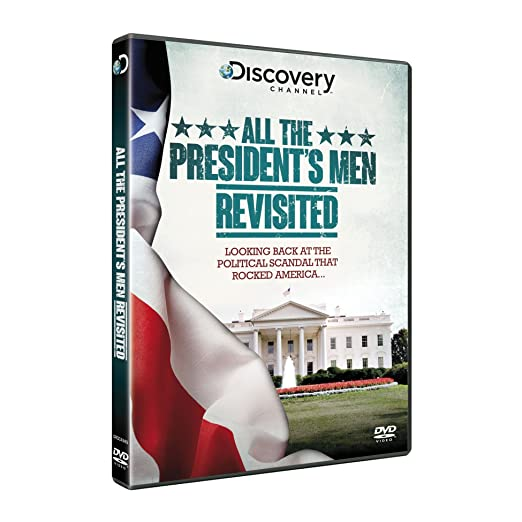 Amazon.com: All the President's Men Revisited [DVD] [Import anglais]: Movies & TV