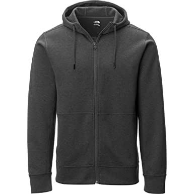 ca36ef962dc8 THE NORTH FACE MEN S SLACKER FULL ZIP HOODIE THF DARK GREY HEATHER ...