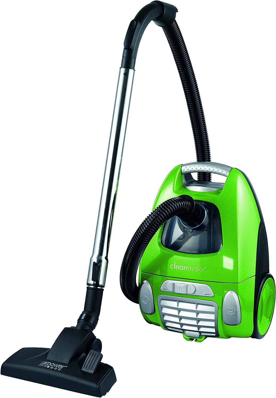 TV Unser Original 09548 Cleanmaxx – Aspirador ciclónico 800 W, Verde, eficiencia energética B: Amazon.es: Hogar