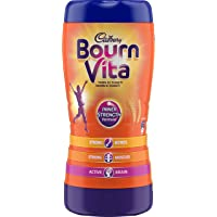 Cadbury Bournvita Chocolate Health Drink, 1kg Jar