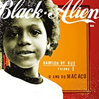 Black Alien, Lp Babylon By Gus - Volume 1 o Ano do Macaco [Disco de Vinil]