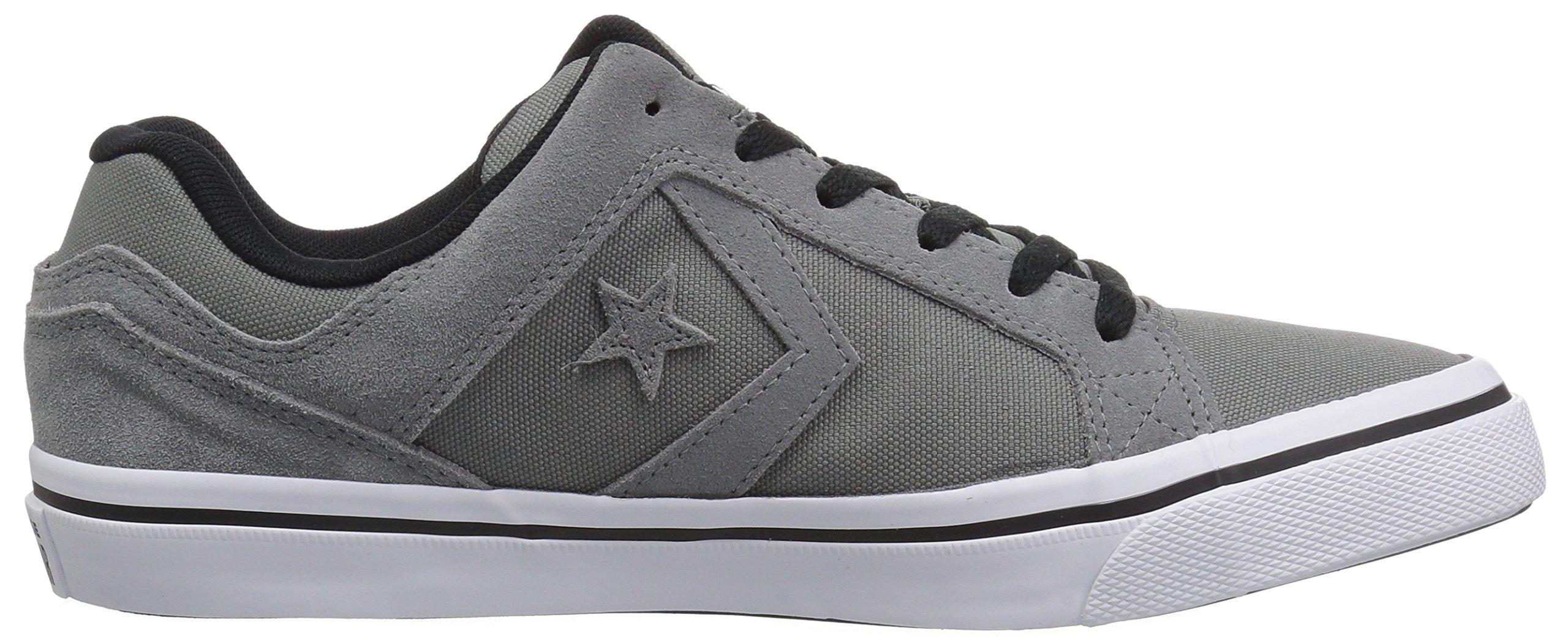 Converse EL Distrito Canvas Low Top Sneaker, Mason/White/Black, 12 M US by Converse (Image #6)