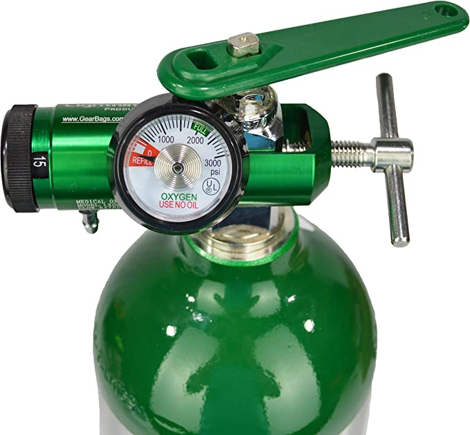 Gas Welding Equipment Medical Oxygen Cylinder with CGA870 Post ...