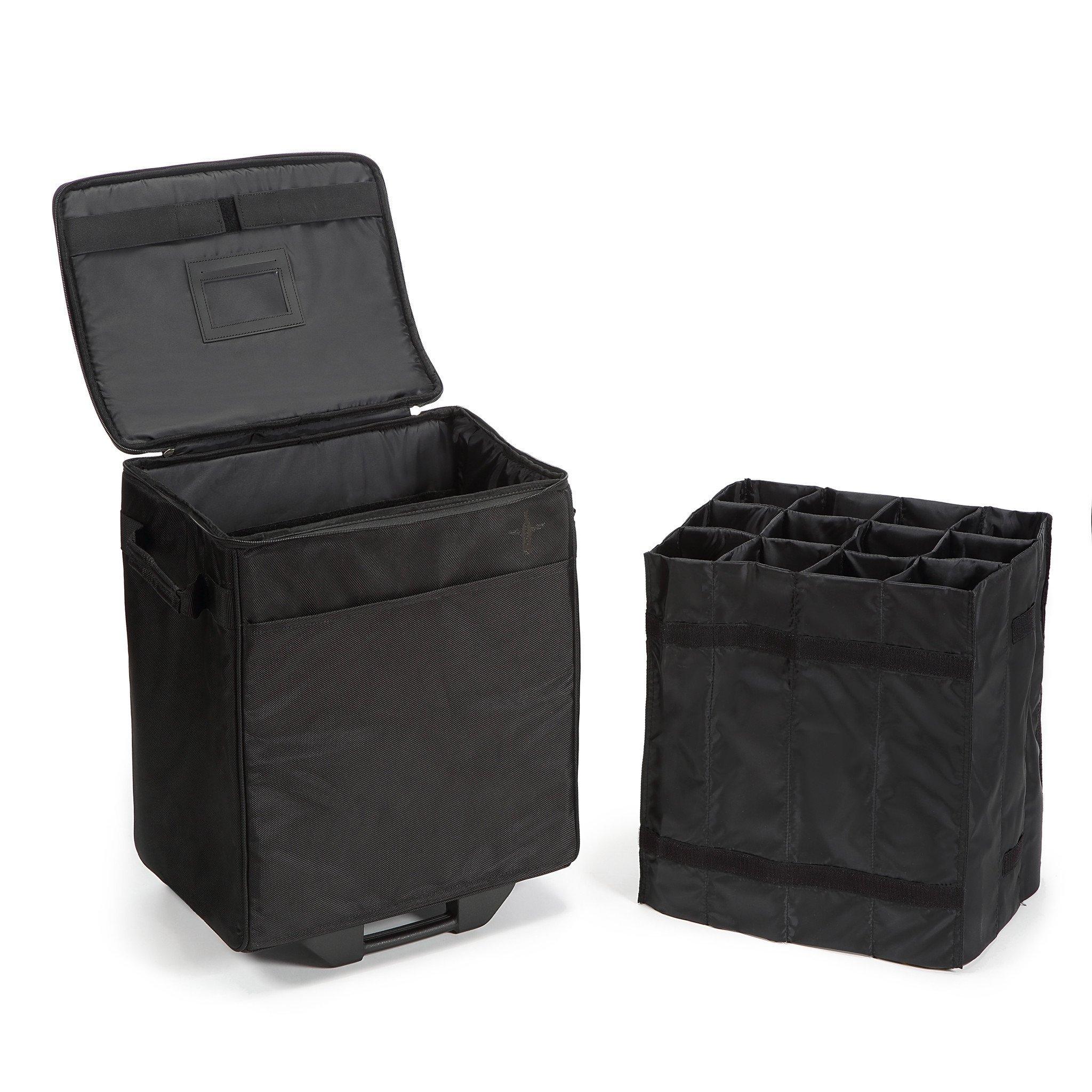 WineCheck Elite (6-12 bottle) set WITH shipper box/insert
