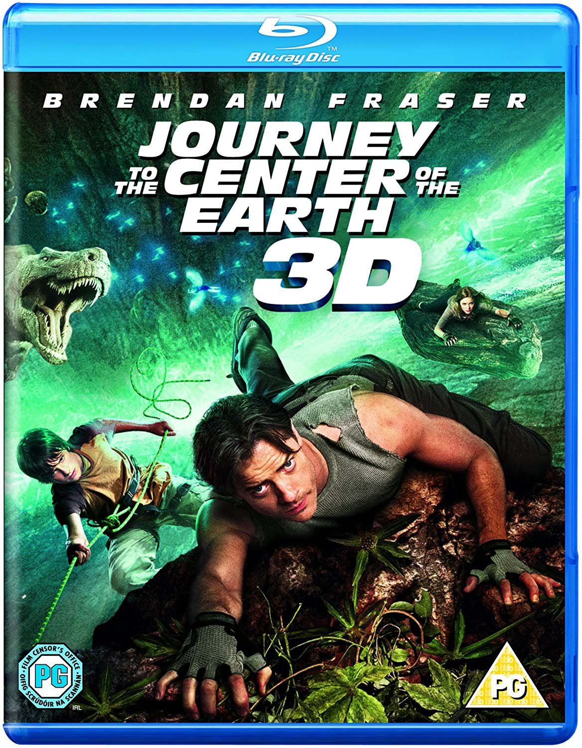 Journey to the Center of the Earth (2008) 720p BluRay [Hindi Sub + English] ESubs Free Download
