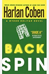 Back Spin: A Myron Bolitar Novel Kindle Edition