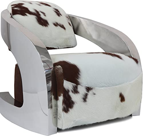 Infinity Authentic Cowhide Luxurious Chair