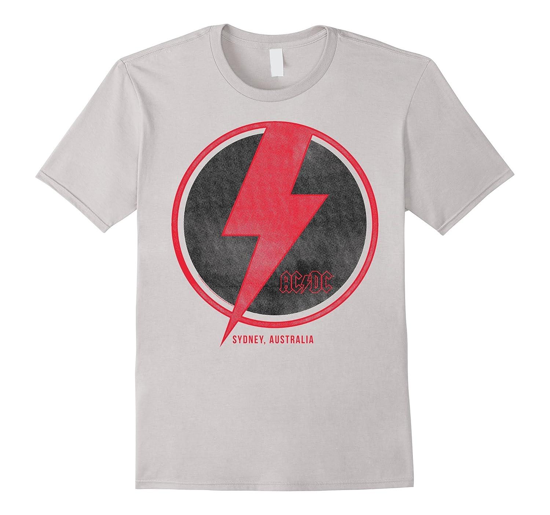 Amazon.com: AC/DC - Lightening Bold T-Shirt: Clothing
