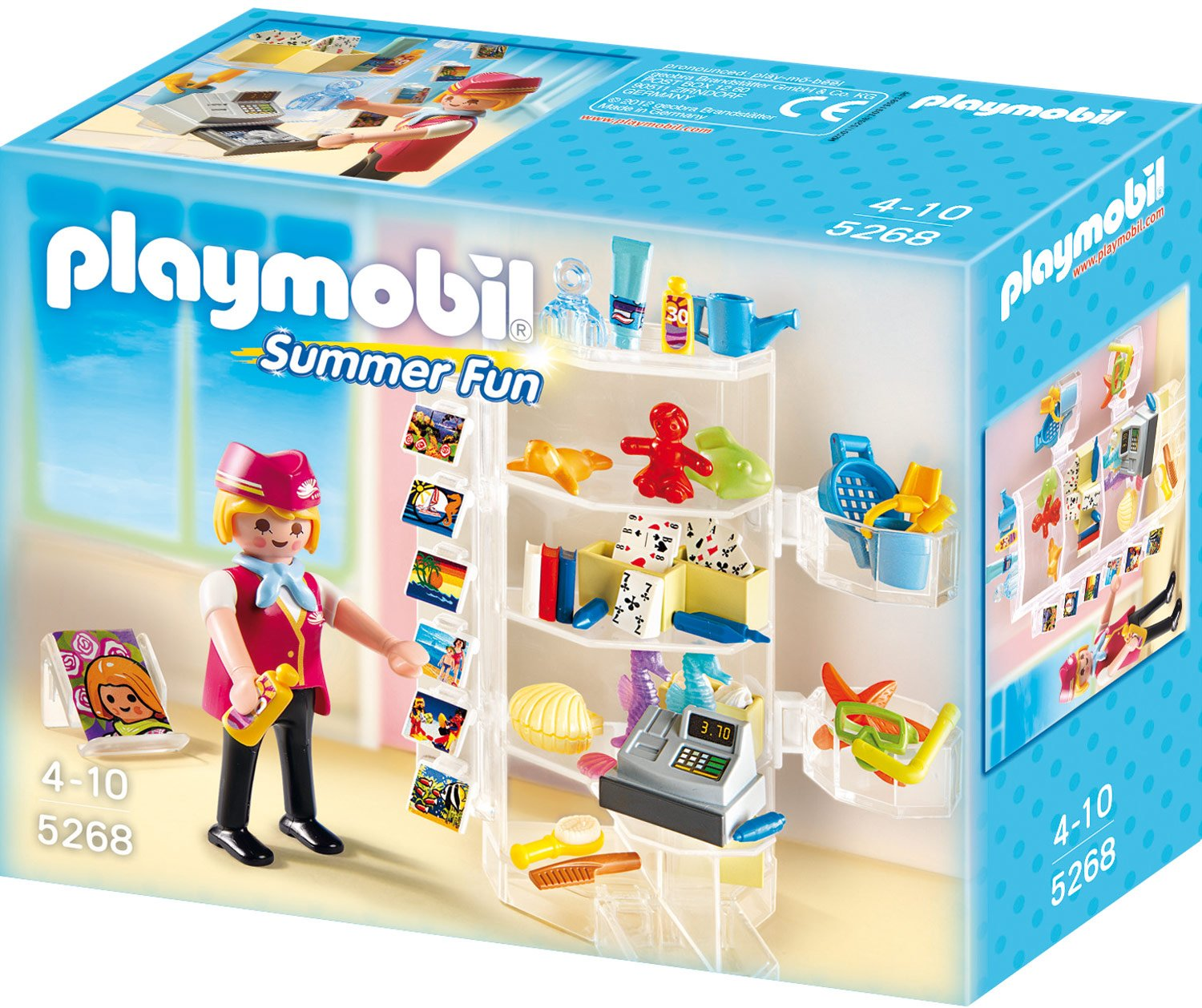 PLAYMOBIL 5268 - Hotel Shop