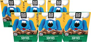 product image for Blue Dog Bakery Natural Dog Treats, Softies, Peanut Butter Flavor, 10oz (6 Count)