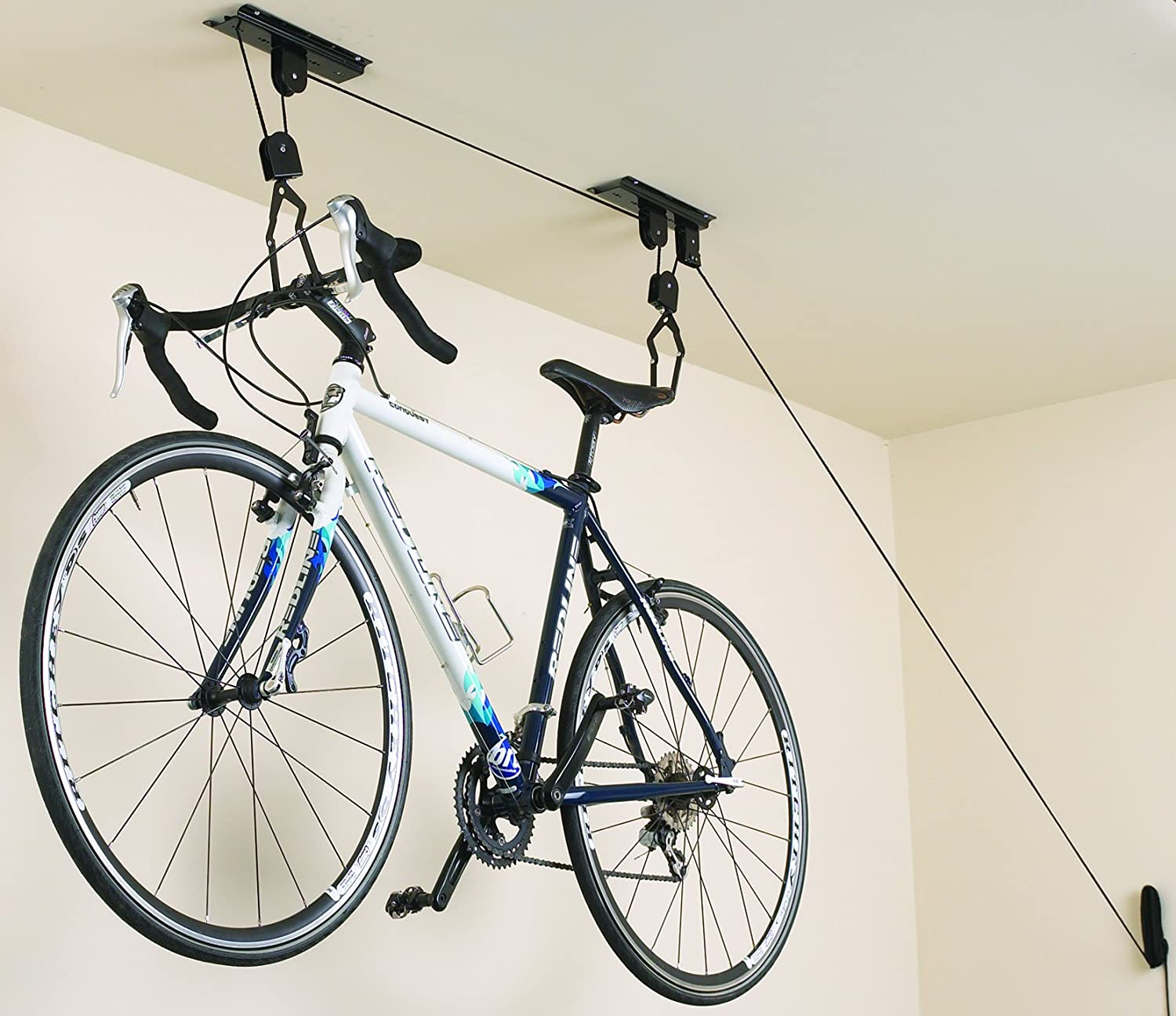 bike cyclesafe with wesleyan rack college ceiling wall at university racks layout room