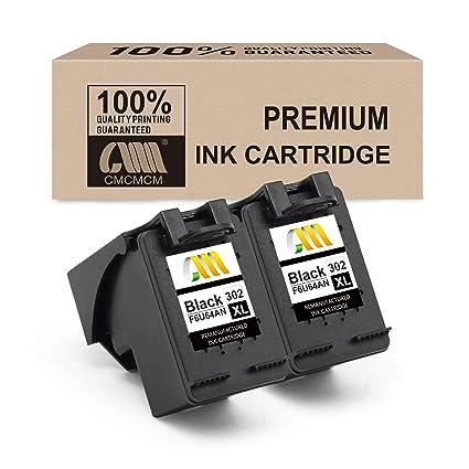 CMCMCMCM - Cartuchos de Tinta Negra remanufacturados para HP Envy ...