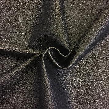 Amazon Com Real Black Leather Hides Spanish Full Skins Genuine