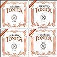Pirastro Tonica up to 16.5 inch Viola String Set Medium