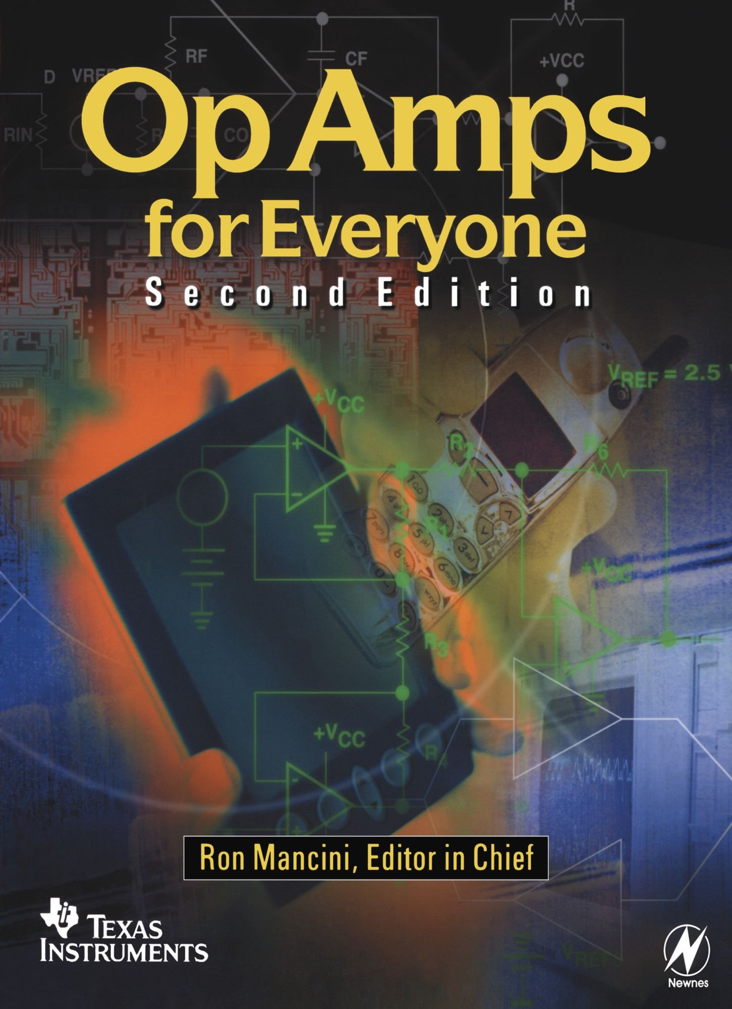 op amps for everyone design reference amazon co uk ron mancini rh amazon co uk Non Inverting Operational Amplifier Tia Amplifier