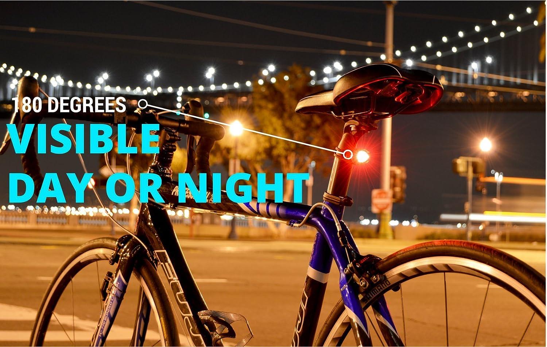 Stupidbright SBR 1 Strap Rear Light Image 3