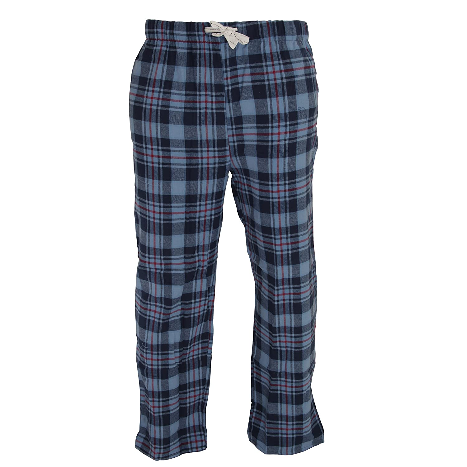 24d7195c21 Cargo Bay Mens Cotton Check Pajama Bottoms Lounge Pants at Amazon Men s  Clothing store