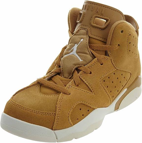 Jordan Retro 6 BP Little Kids' Shoes