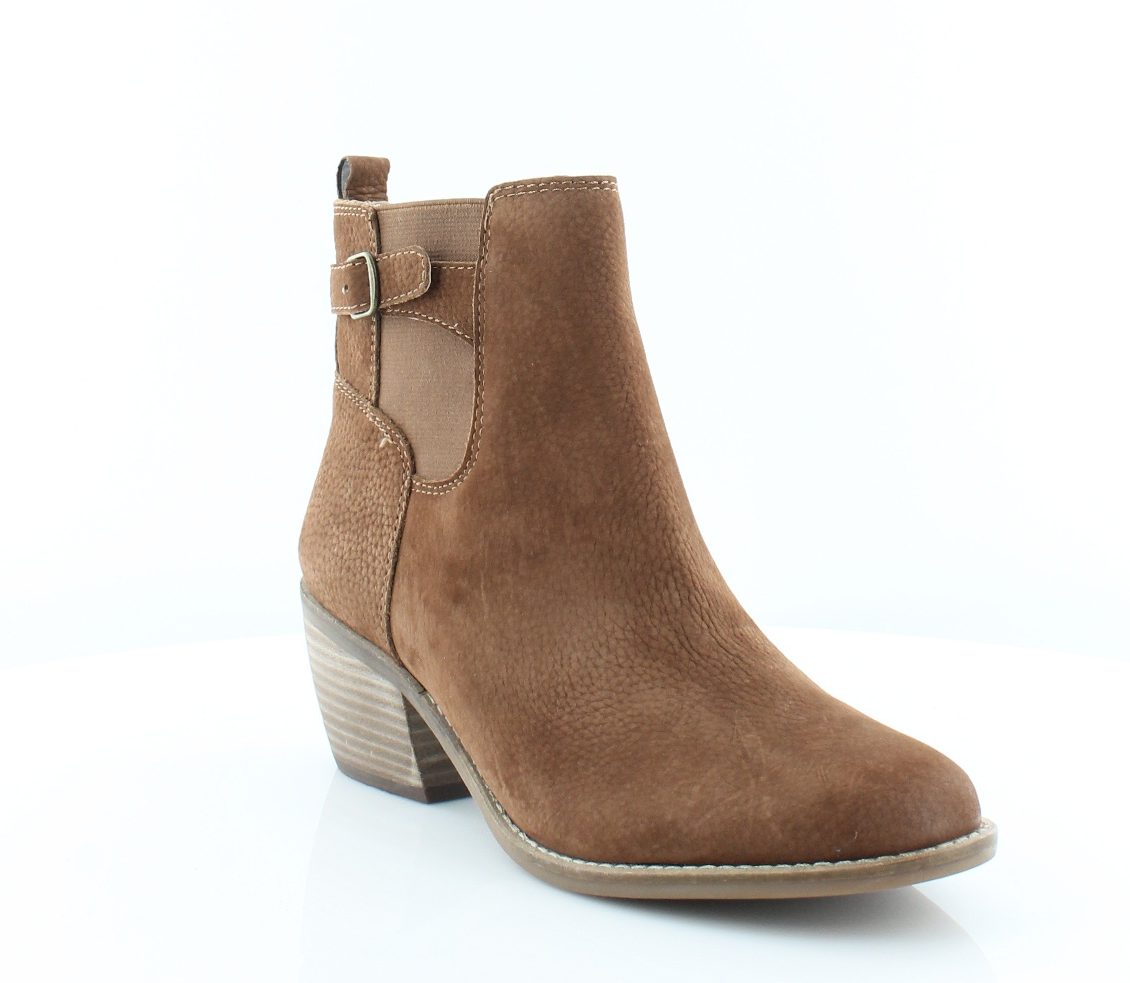 Lucky Brand Khoraa Women's Boots Toffee Size 5.5 M