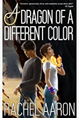 A Dragon of a Different Color (Heartstrikers Book 4) Kindle Edition