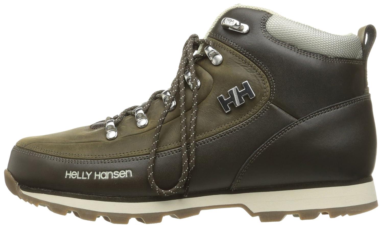 Helly Hansen W The Forester, Damen Chukka Boots, Braun (Espresso/Natura Walnut), 37 EU