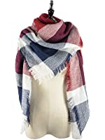 Throw Blankets Large Blanket Scarf Wrap Shawl Warm Sarves