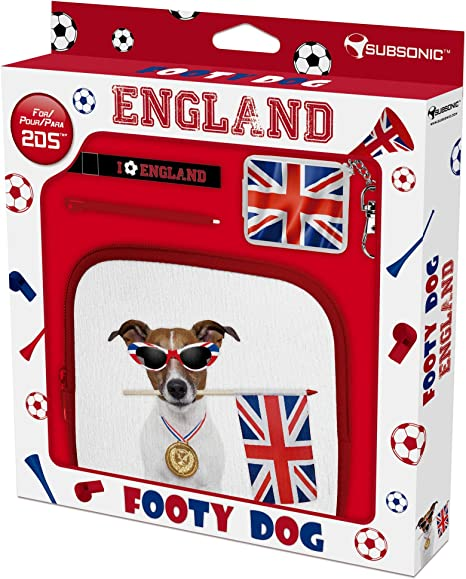 Subsonic - Pack De Accesorios Footy Dogs UK (Nintendo 2DS): Amazon ...
