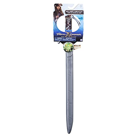 Image Unavailable. Image not available for. Color  POC Pirates of the  Caribbean - Jack s Swing And Sling Foam Sword ... c4e56abeb00c4
