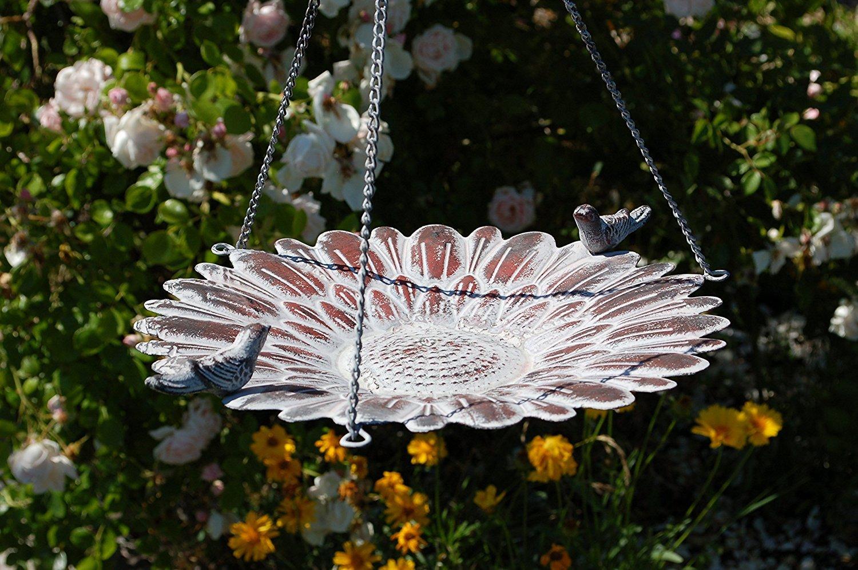 bebedero de aves, decoraciones de exteriores