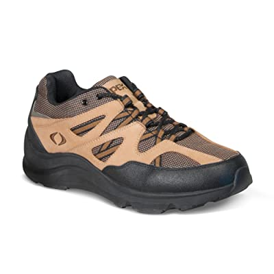 Amazon.com | Apex Men's Sierra Trail Runner Brown Hiking Shoe | Hiking Shoes