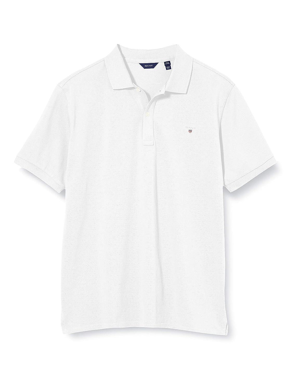 Gant THE ORIGINAL PIQUE - Polo Niñas, Blanco (White 110), 13-14 ...
