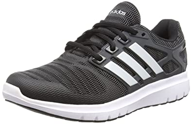 watch 0d7e4 ae511 adidas Energy Cloud V Womens Neutral Running Trainer Shoe Black - US 5.5