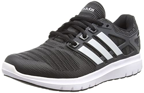 adidas Energy Cloud V Womens Neutral Running Trainer Shoe Black - US 5.5