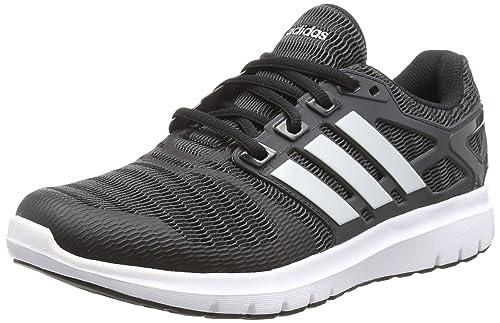adidas Energy Cloud V Womens Neutral Running Trainer Shoe Black - US 5.5