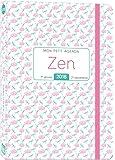 Mon petit agenda Zen 2018
