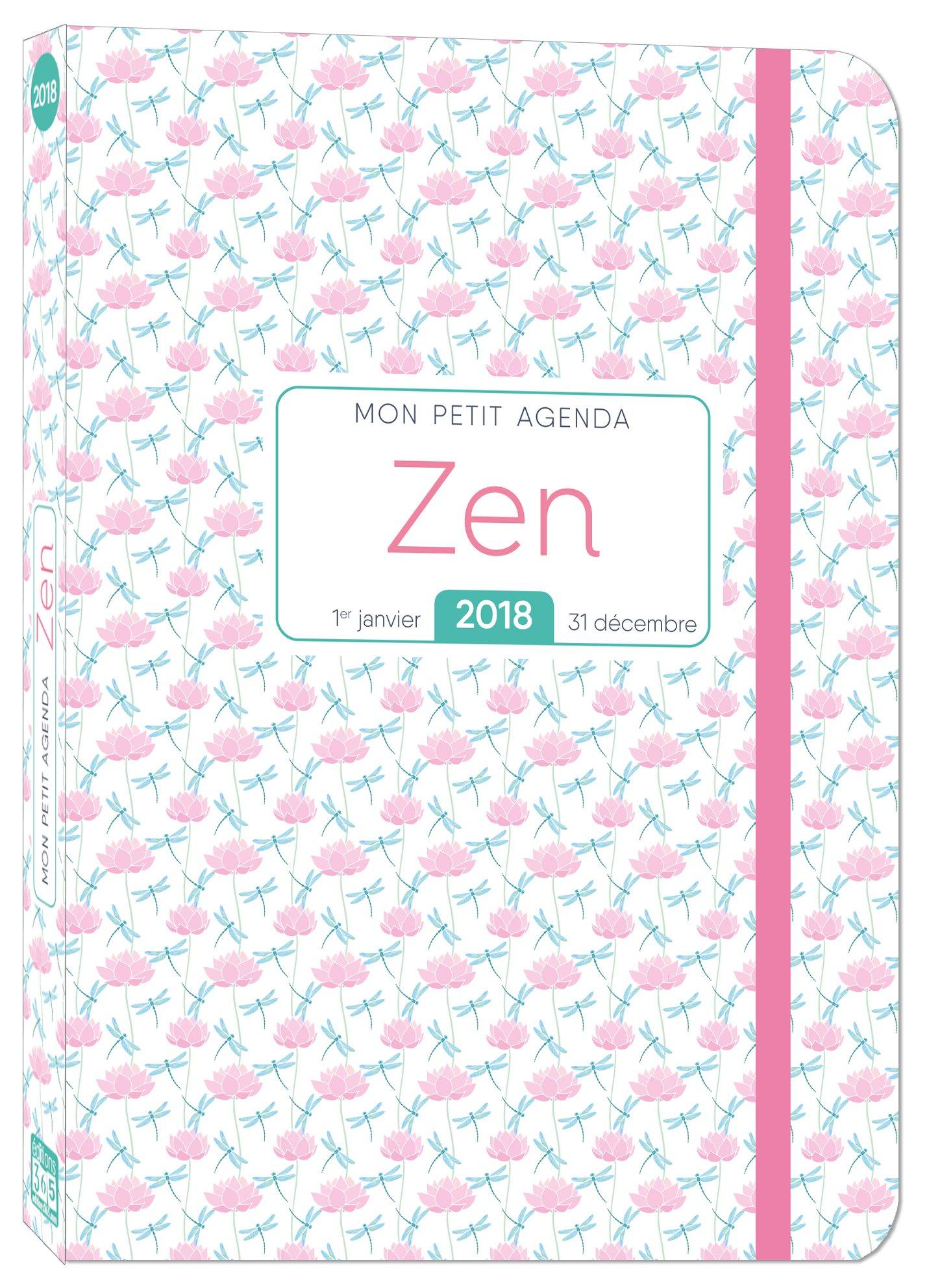 Mon petit agenda Zen 2018: Amazon.es: Collectif: Libros en ...
