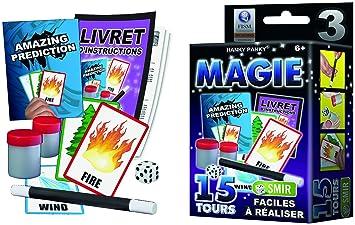 Carta Mundi - Coffret 15 Trucos de Magia - Modelo Aleatorio ...